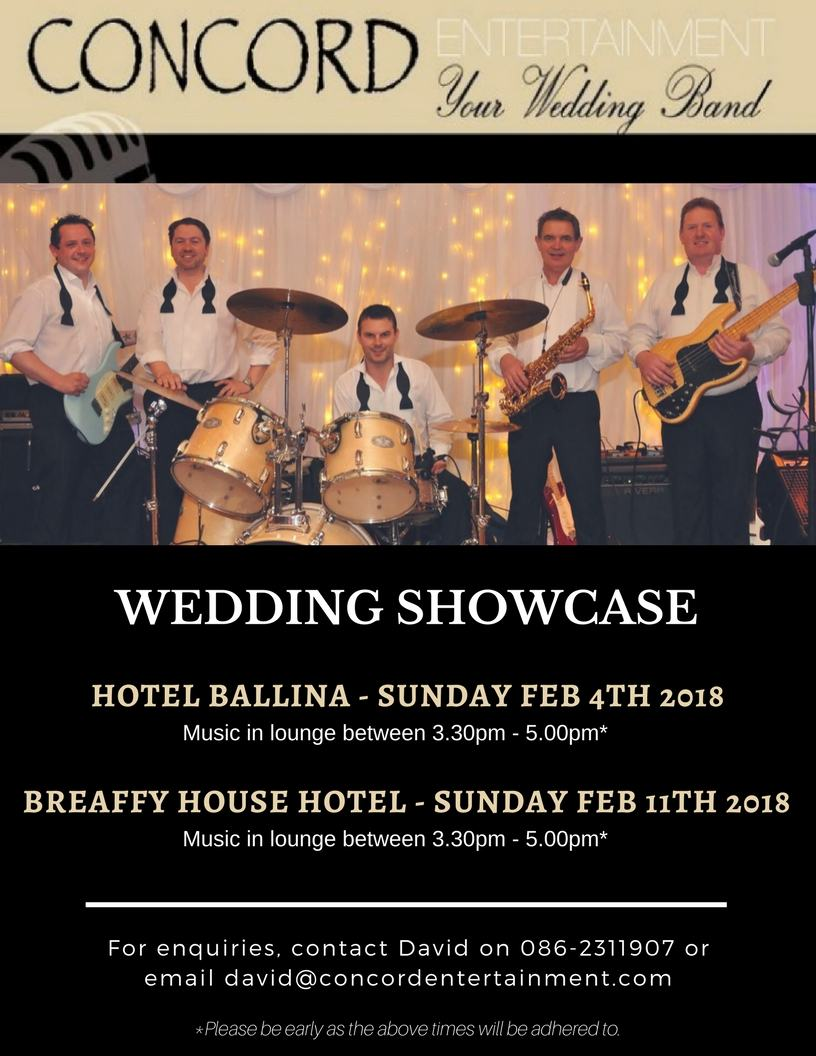 Wedding Showcase Ballina 2018